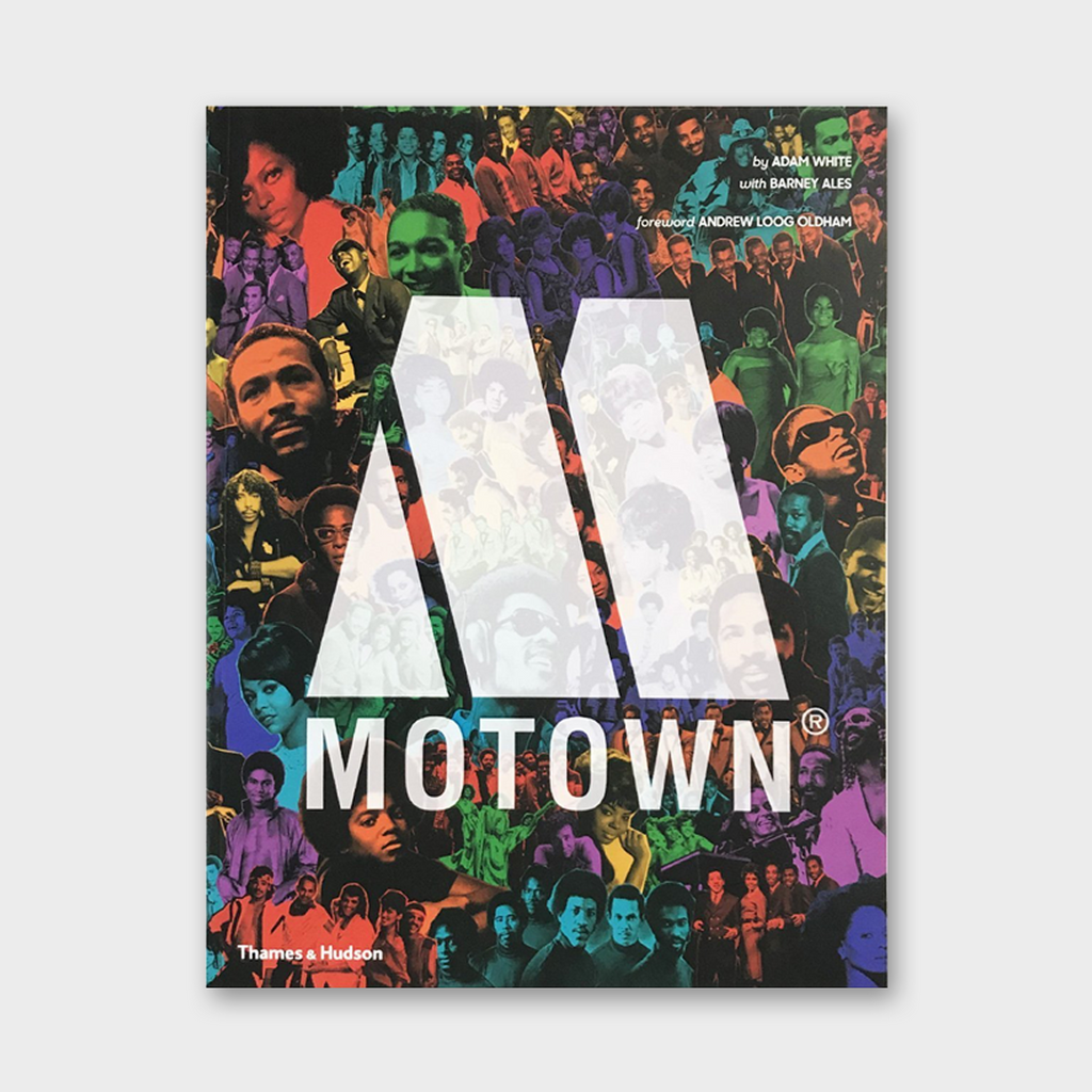 Motown by Adam white Book