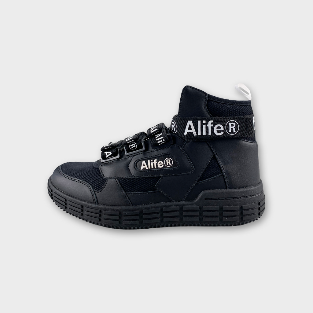 Alife New York The RIP Sneakers - Mars Black