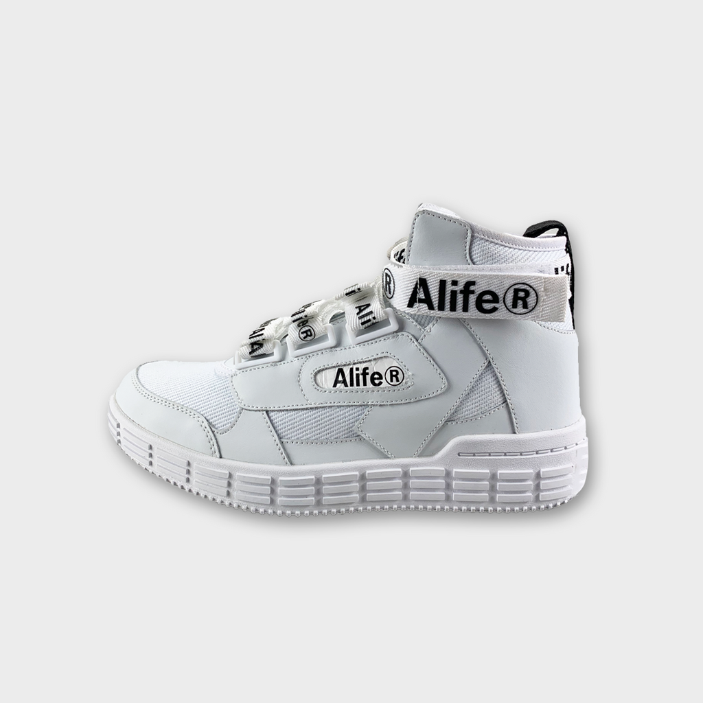 Alife New York The RIP Sneakers - Titanium White