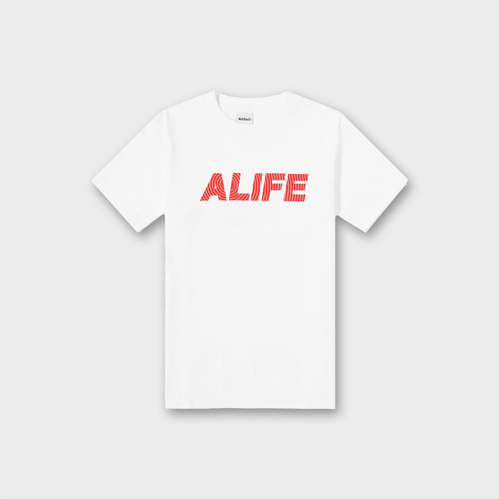 Alife New York Sonar T-Shirt - White