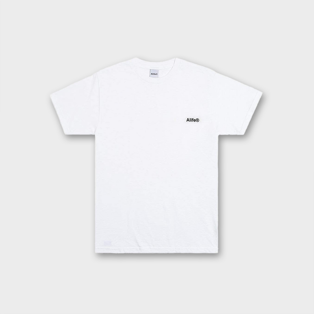 Alife New York Thorough In Every Borough T-Shirt - White