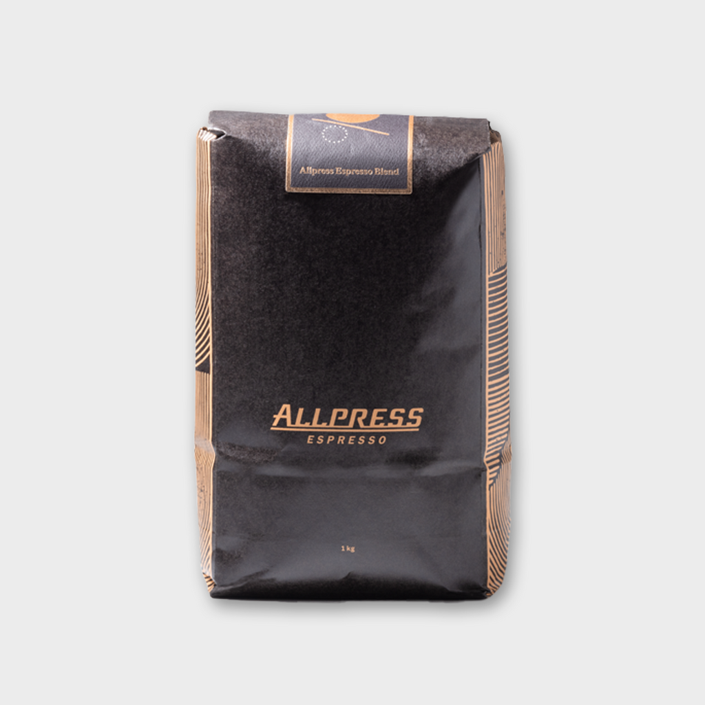 Allpress Espresso Coffee 'Espresso Blend' - Whole Beans 1Kg