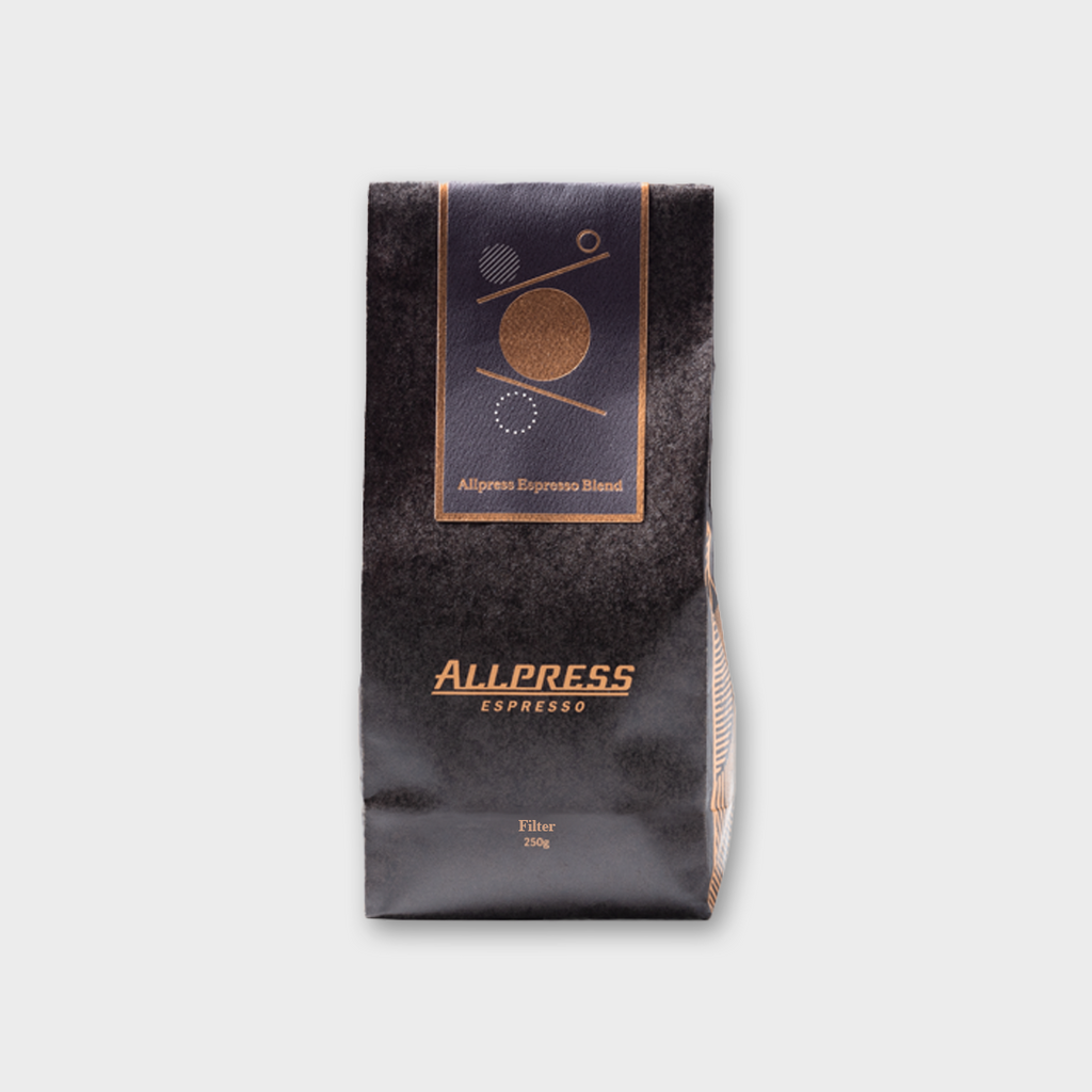 Allpress Espresso Coffee 'Espresso Blend' - Filter 250g