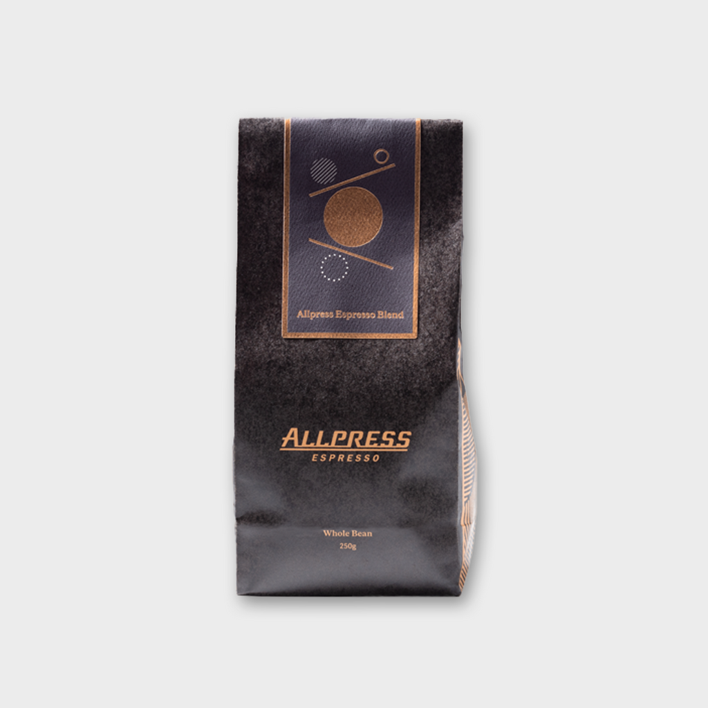 Allpress Espresso Coffee 'Espresso Blend' - Whole Beans 250g