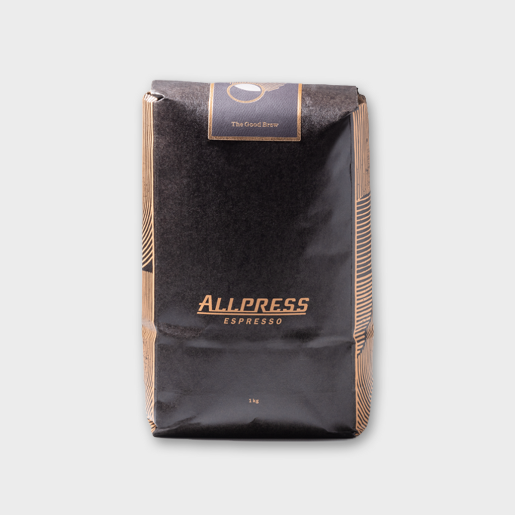 Allpress Espresso Coffee 'The Good Brew' - Filter 1 Kg