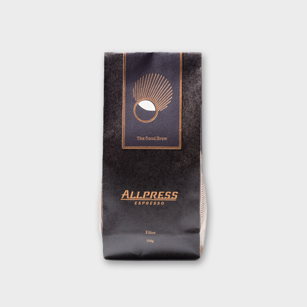 Allpress Espresso Coffee 'The Good Brew' - Filter 250g