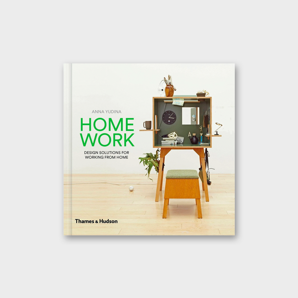 Home Work by Anna Yudina Book