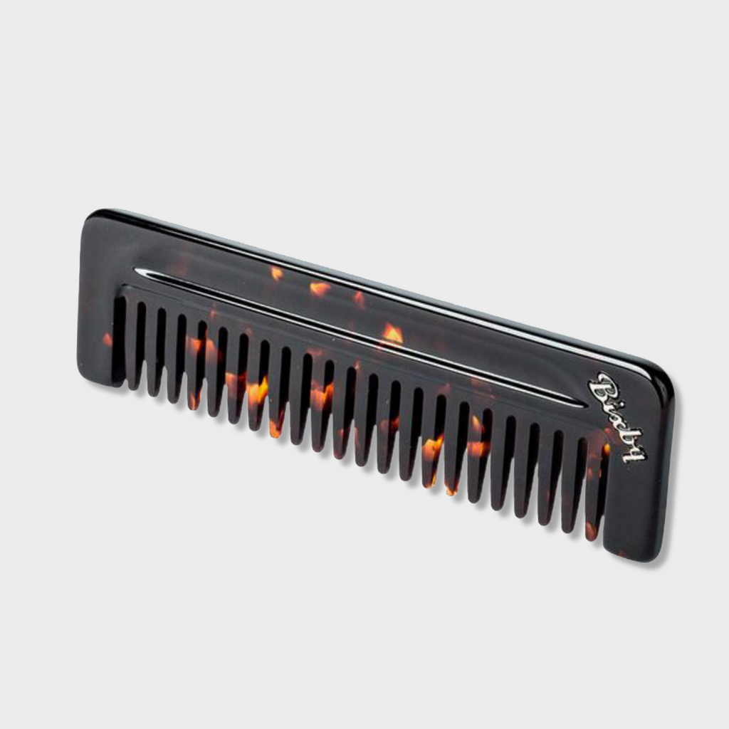 Bixby The Original Wide Tooth Comb  - Tobacco