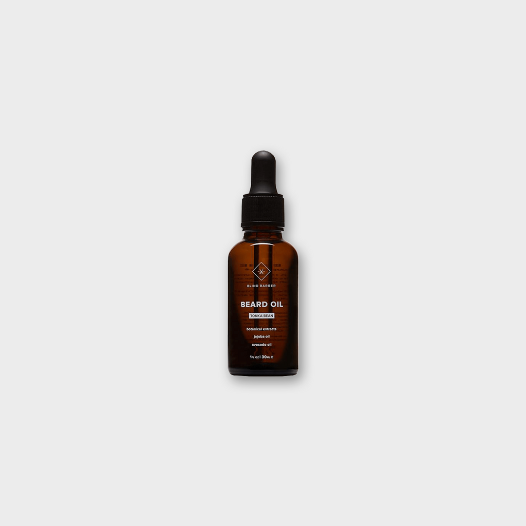 Blind Barber Beard Oil - Tonka Bean 30ml