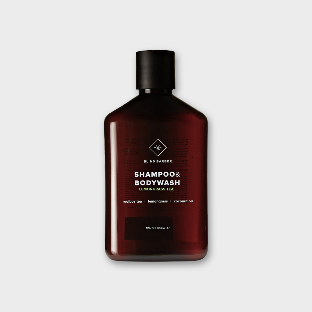 Blind Barber Shampoo & Body wash - Lemongrass Tea 350ml