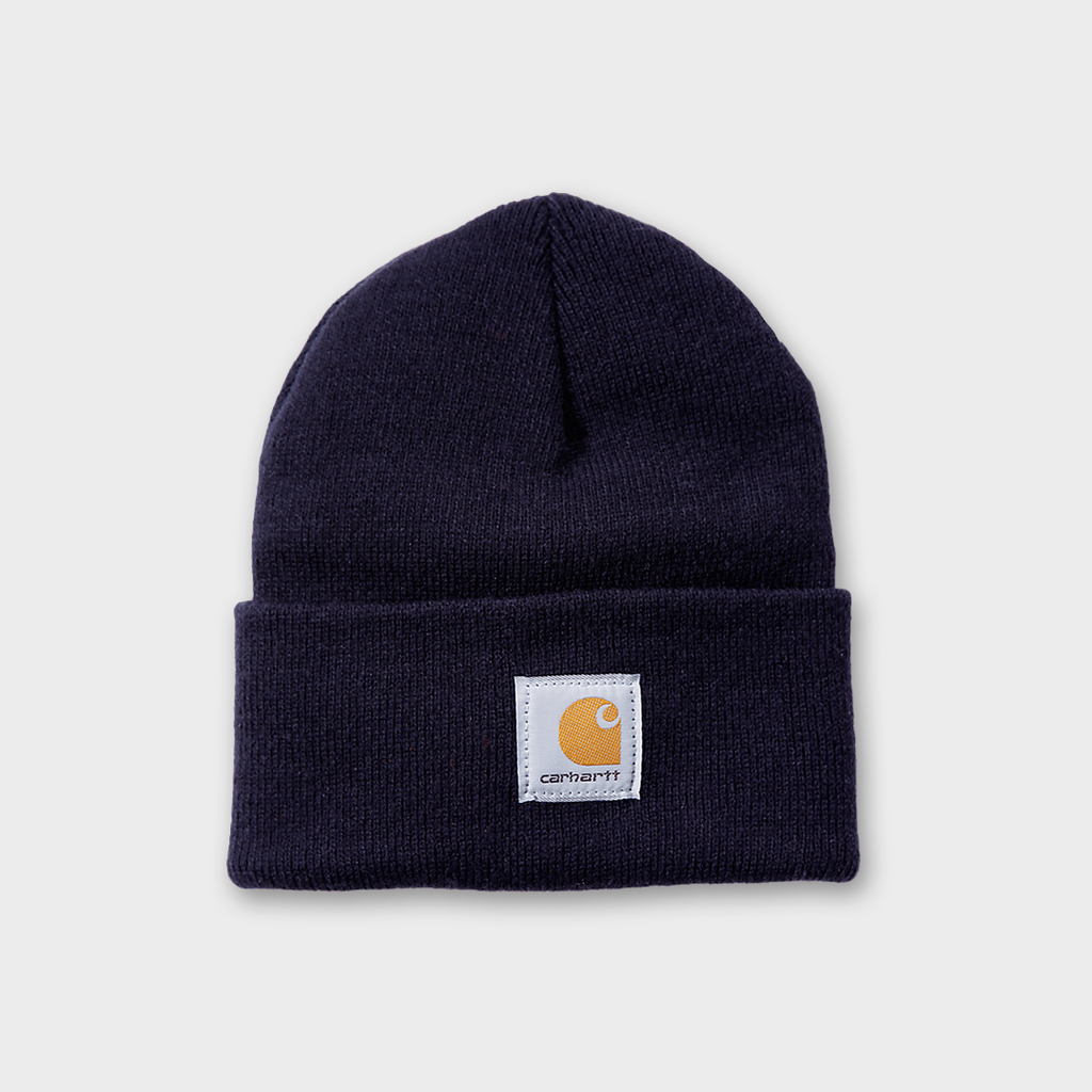 Carhartt Workwear USA Acrylic Watch Hat - Navy