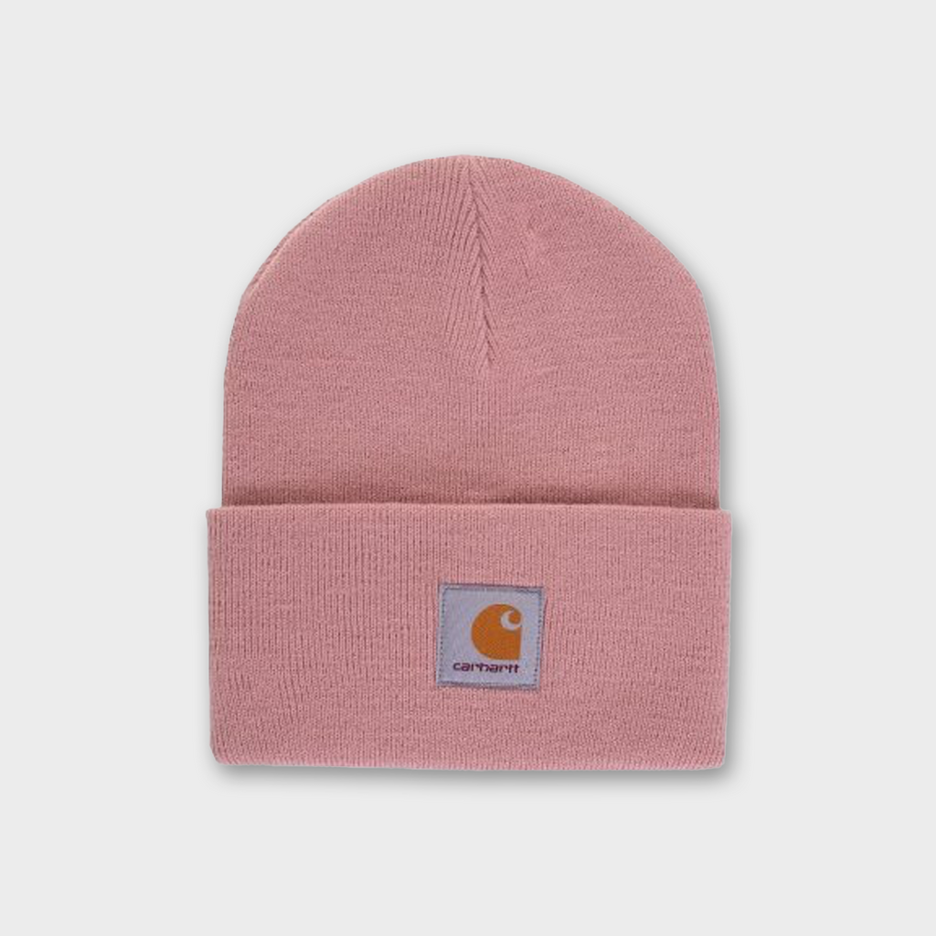 Carhartt Workwear USA Acrylic Watch Hat - Burlwood Pink