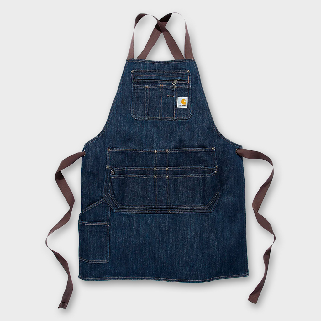 Carhartt Denim Apron - Dark Blue Ridge