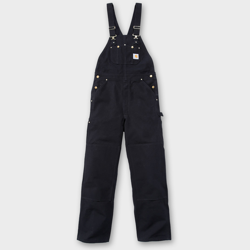 Carhartt Workwear USA Duck Bib Overall - Black