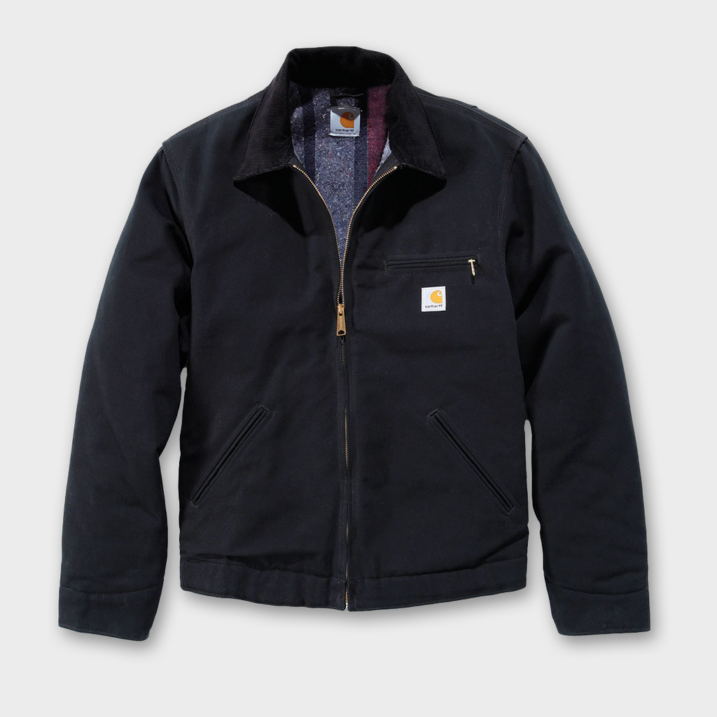 Carhartt workwear USA  Detroit Jacket - Black
