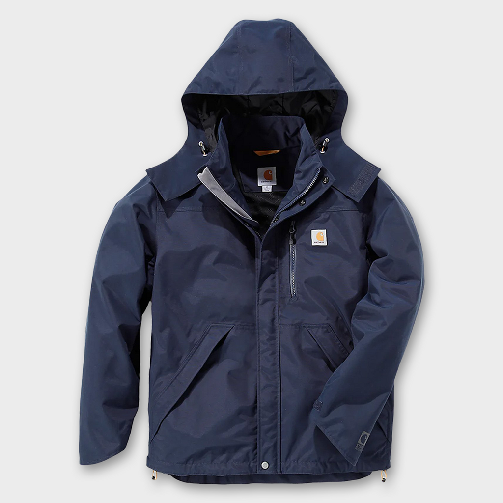Carhartt Workwear USA Shoreline Jacket - Navy