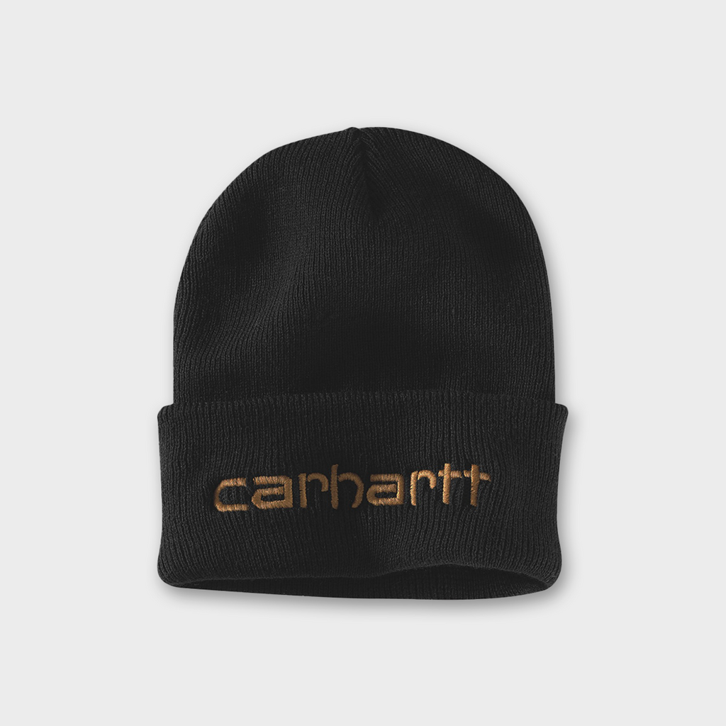 Carhartt Workwear USA Acrylic Teller Hat - Black