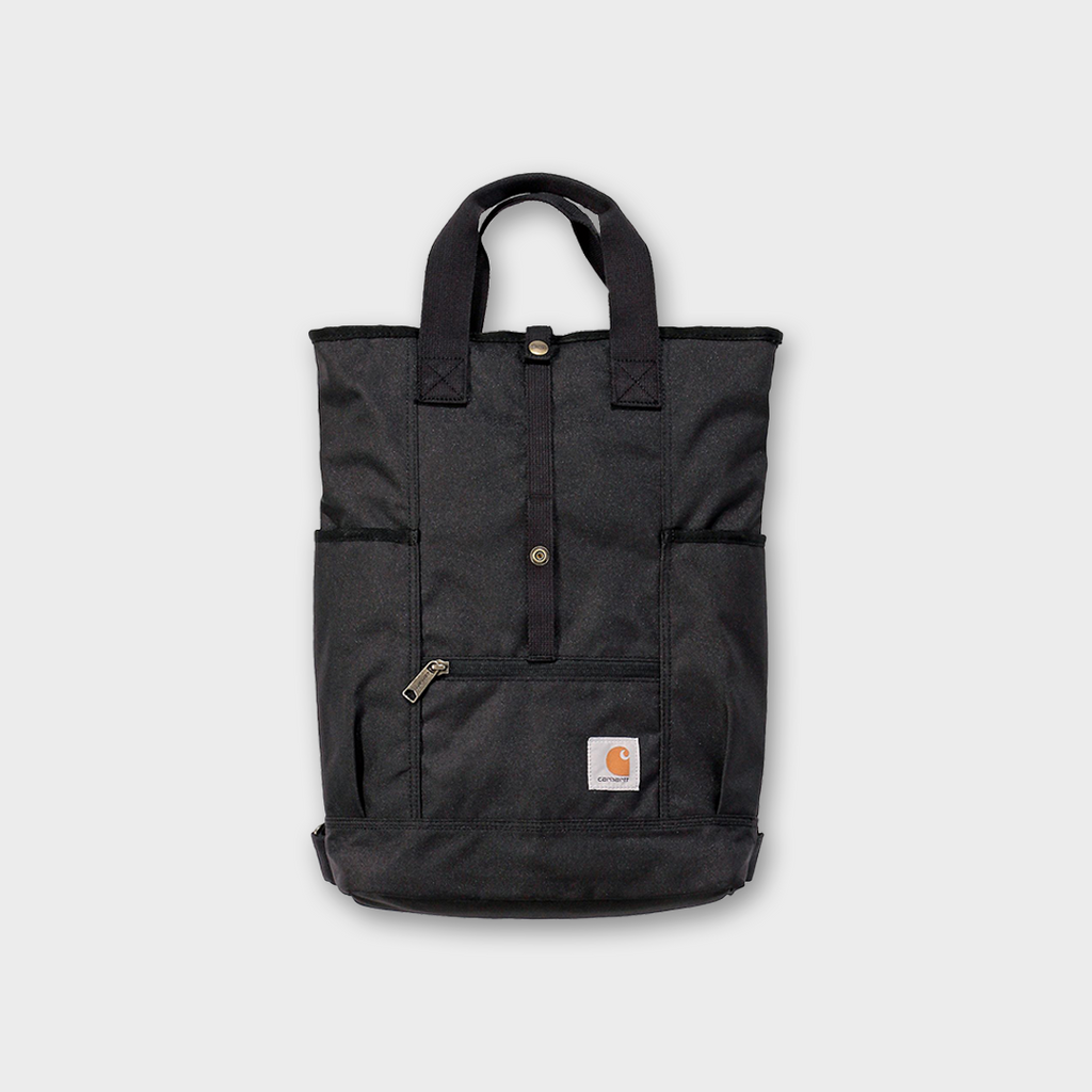 Carhartt Workwear USA Hybrid Backpack Tote Bag - Black