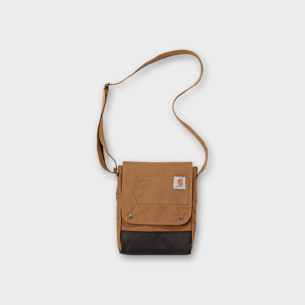 Carhartt Workwear USA Crossbody Bag - Carhartt Brown