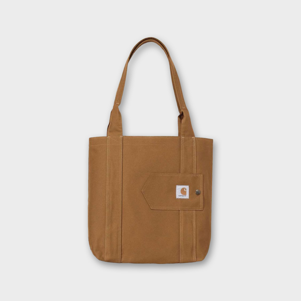 Carhartt Workwear USA Essential Tote Bag - Carhartt Brown