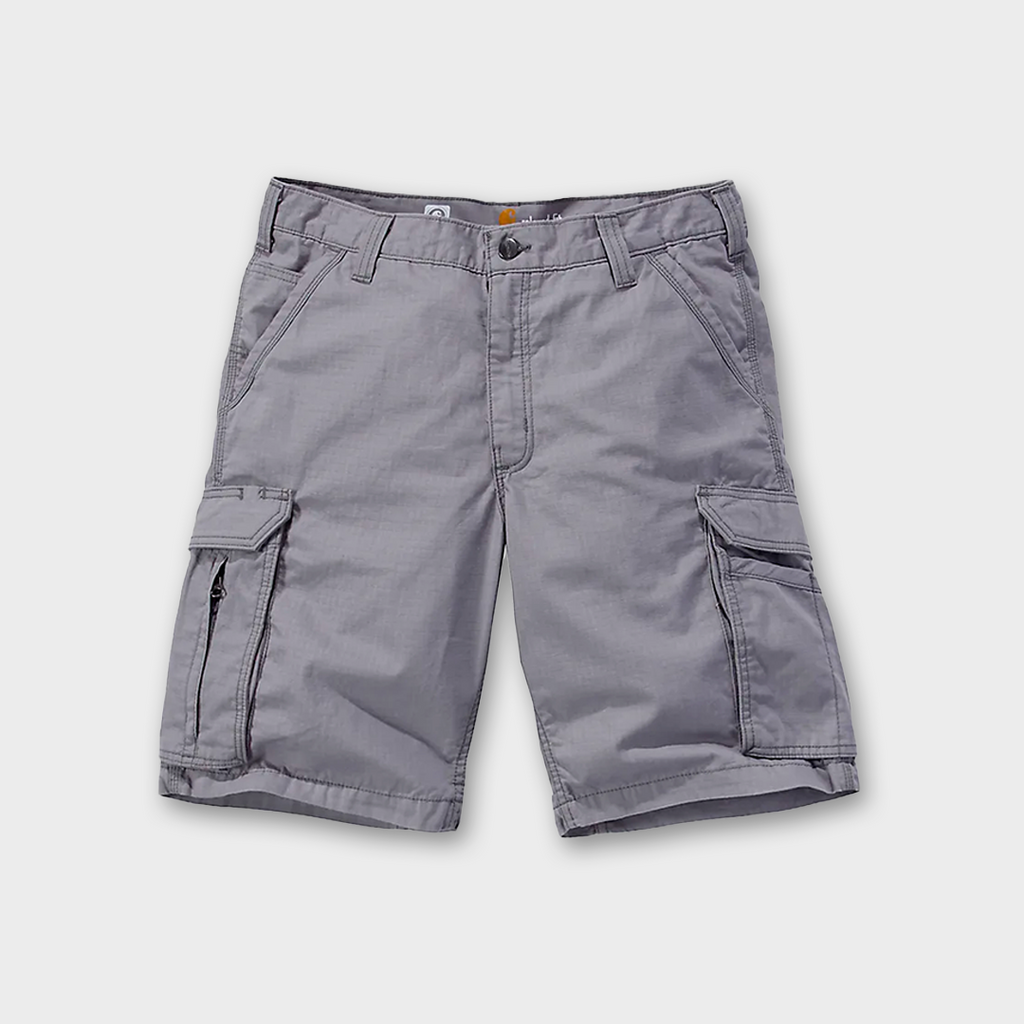 Carhartt Workwear USA Force Tappen Cargo Shorts - Asphalt