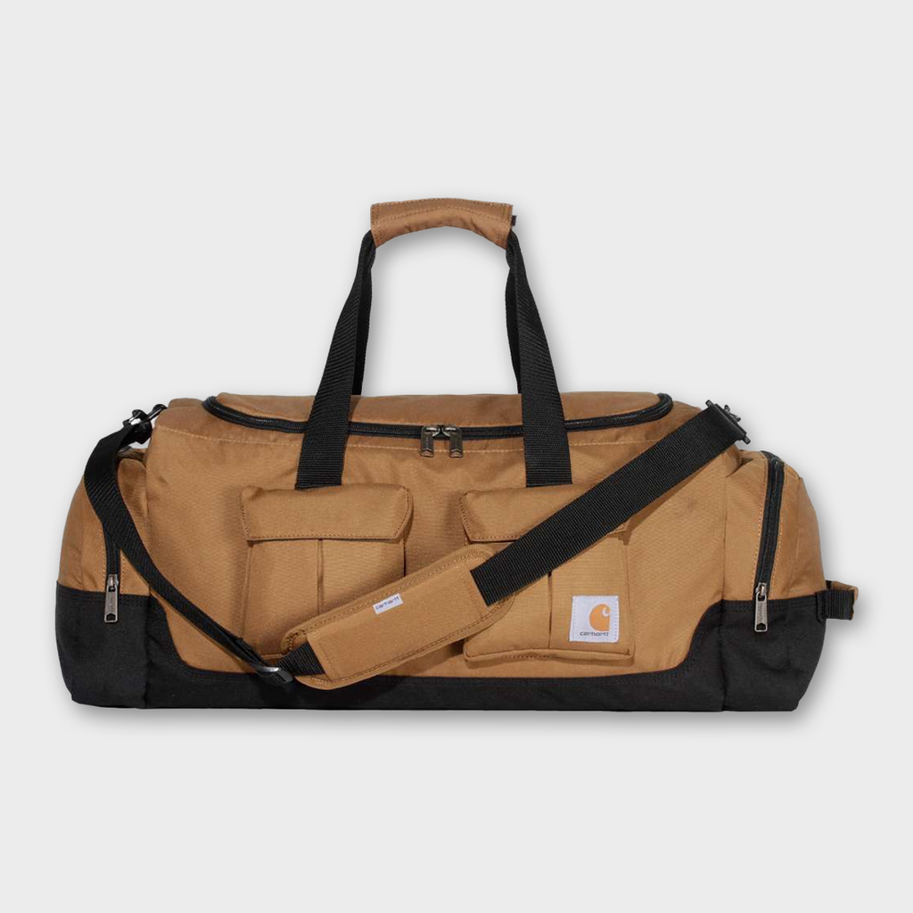 Carhartt Workwear USA Legacy 25 Inch Duffle Holdall Bag - Carhartt Brown