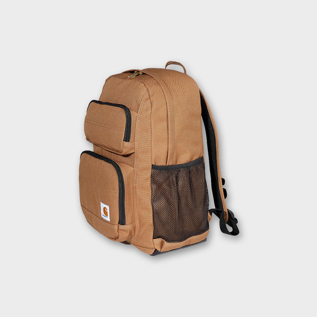 Carhartt Workwear USA Legacy Standard Work Backpack Bag - Carhartt Brown