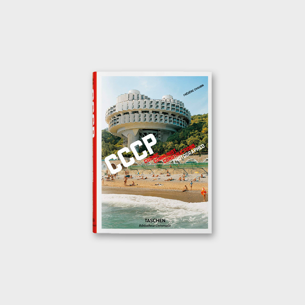 CCCP - Cosmic Communist Constructions Photographed Book