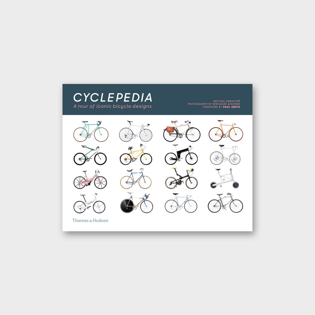 Cyclepedia by Michael Embacher Book