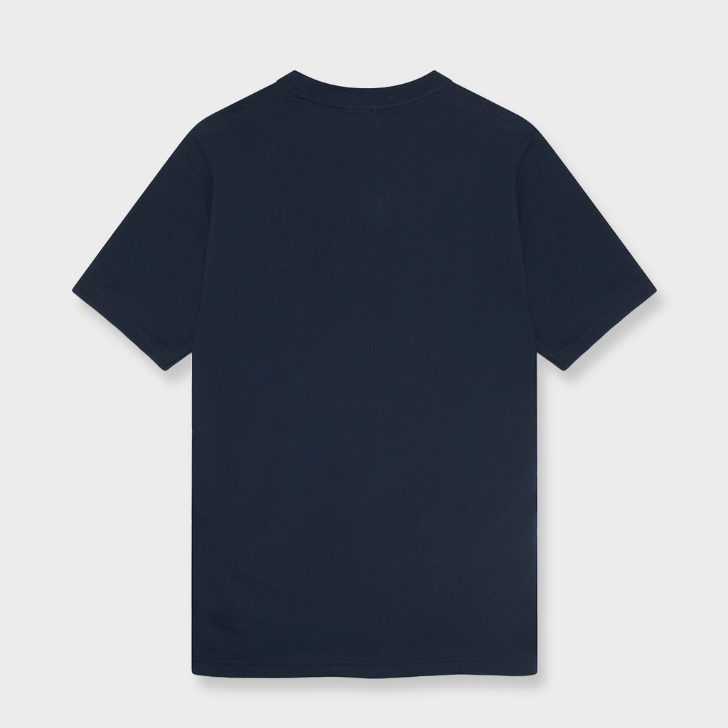 Dubbleware Imitation T-Shirt - Navy