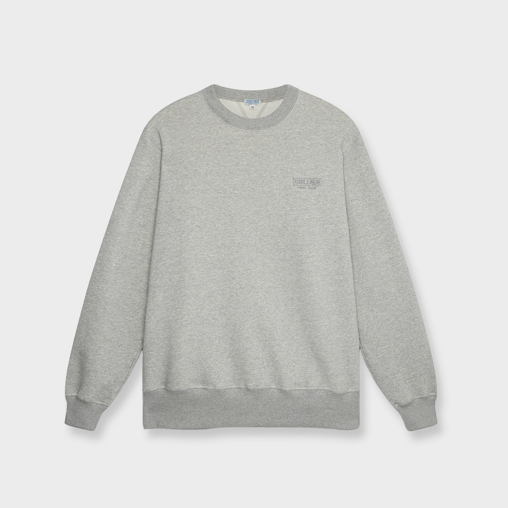 Dubbleware Union Umbro Sweat - Heather Grey