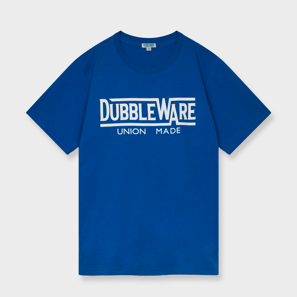 Dubbleware Union Made T-Shirt - Royal Blue