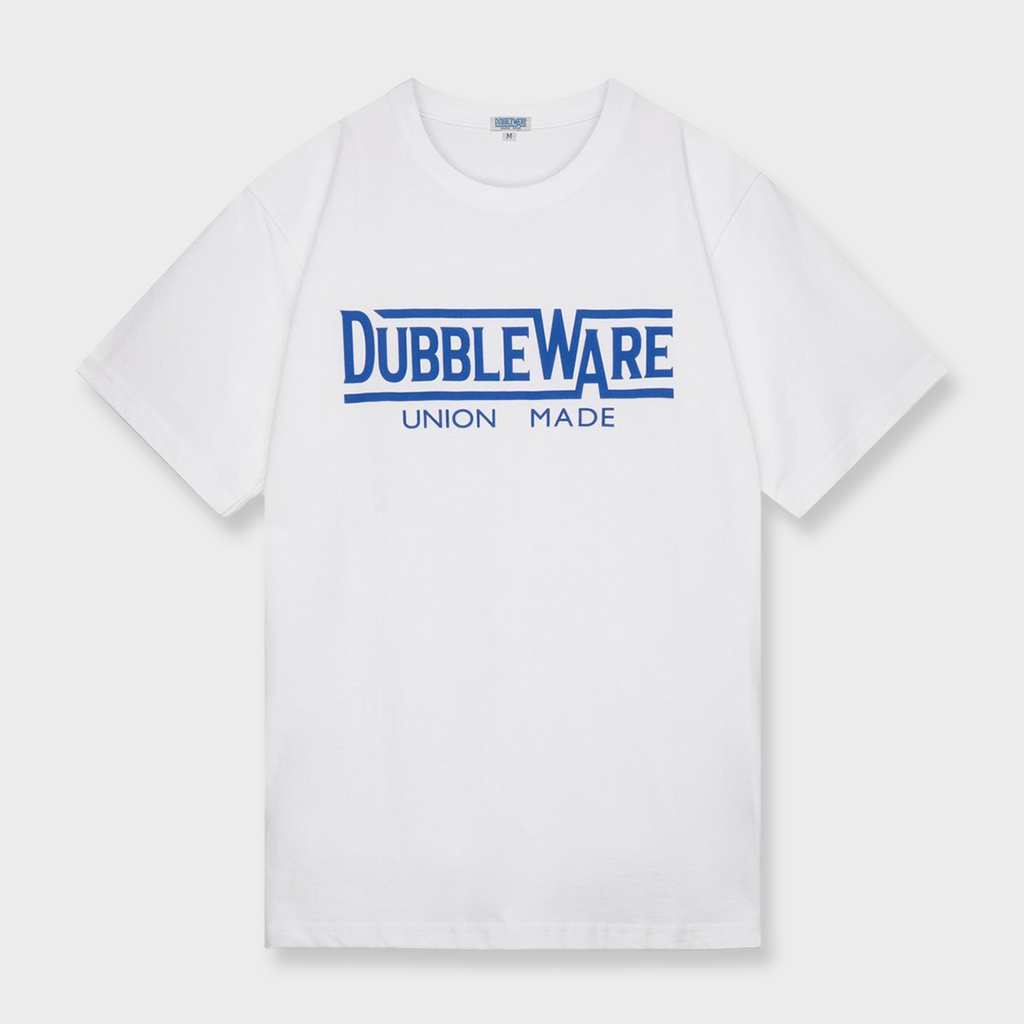 Dubbleware Union Made T-Shirt - White