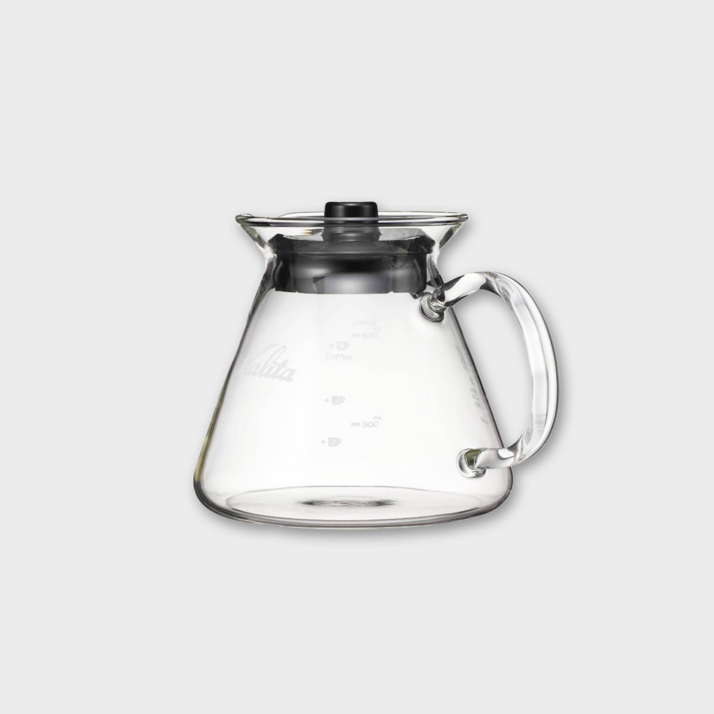 Kalita Coffee Server 500ml - Glass