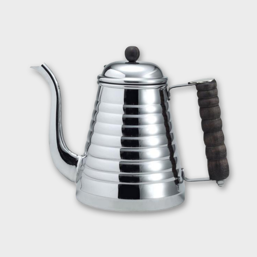 Kalita Wave Pouring Kettle 1 Litre - Stainless steel
