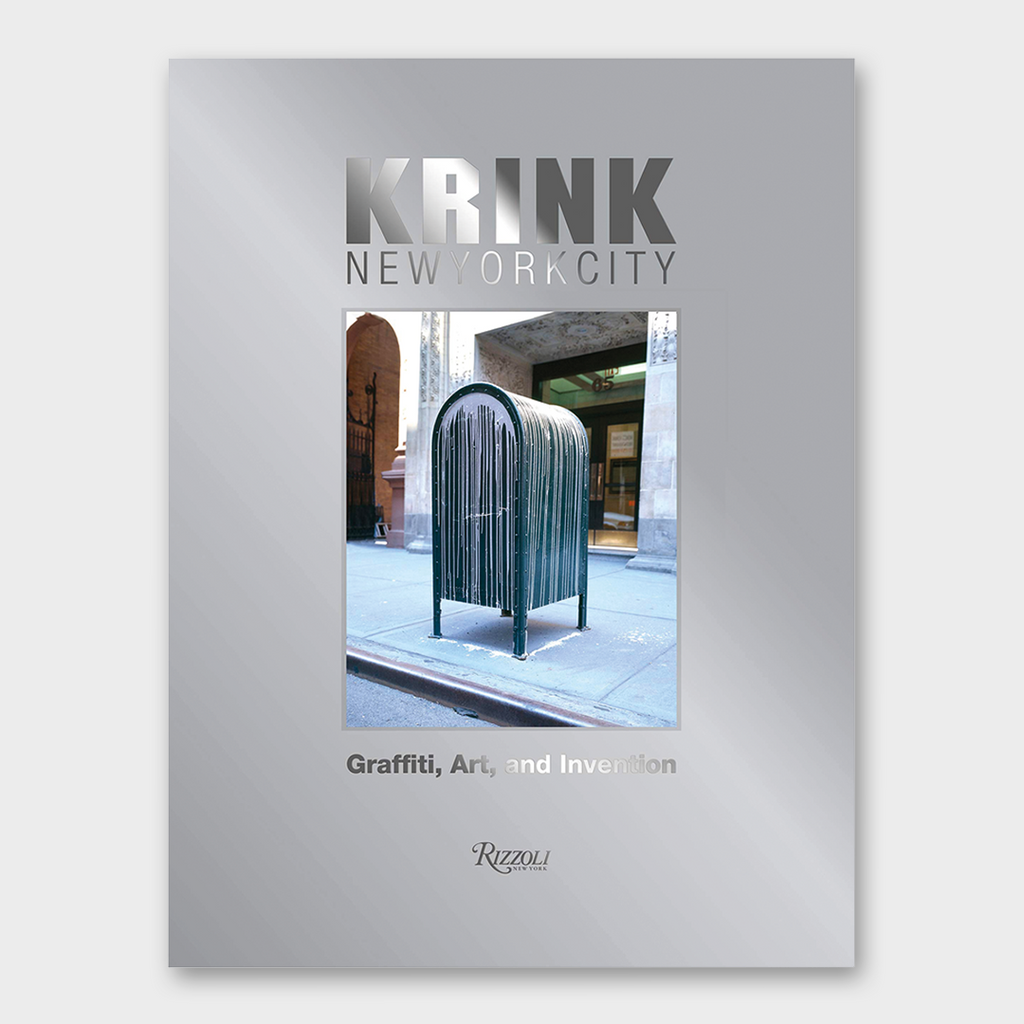 Krink - Graffitti, Art And Invention Book