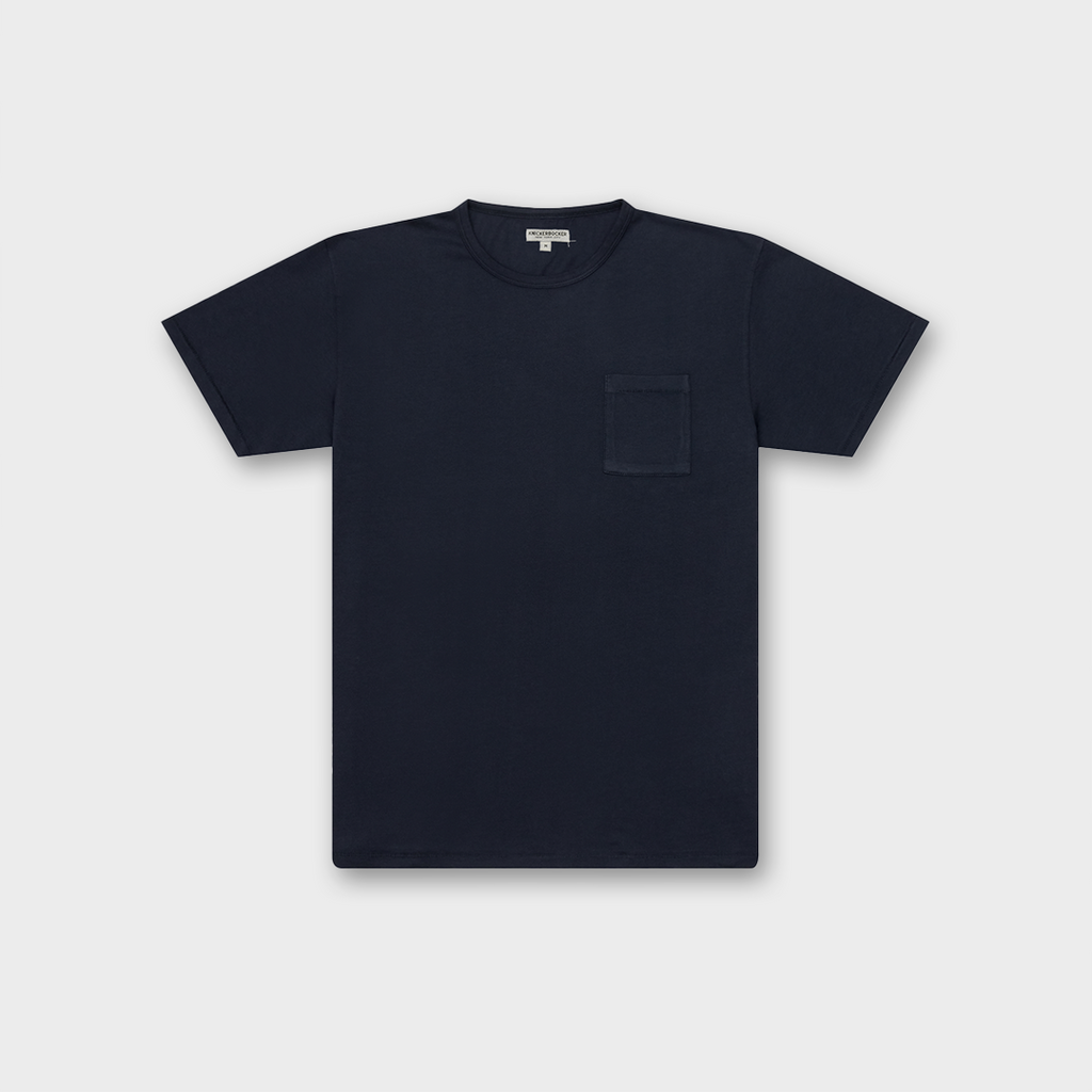Knickerbocker New York The Pocket T-Shirt - Dark Navy