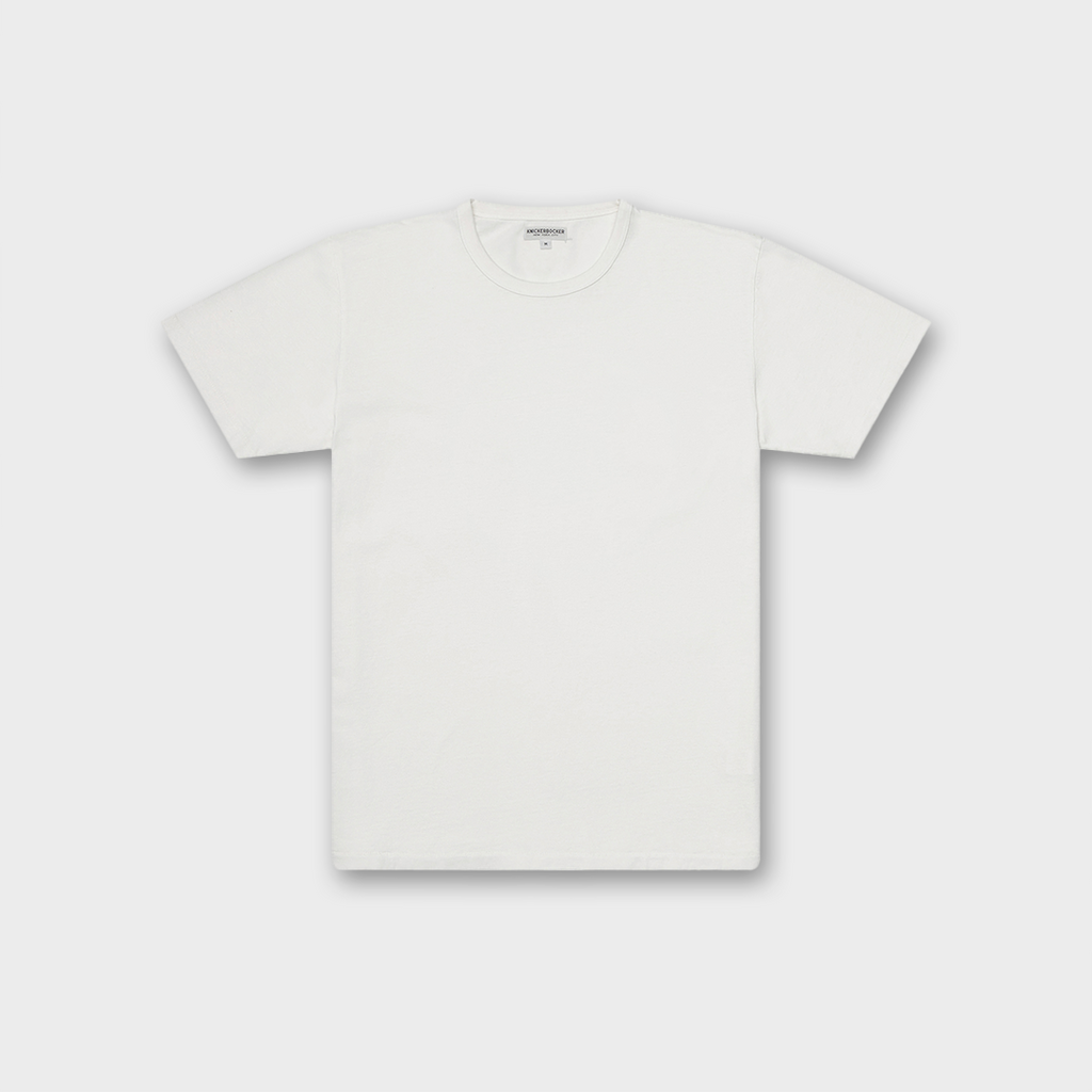 Knickerbocker New York The T-Shirt - Milk