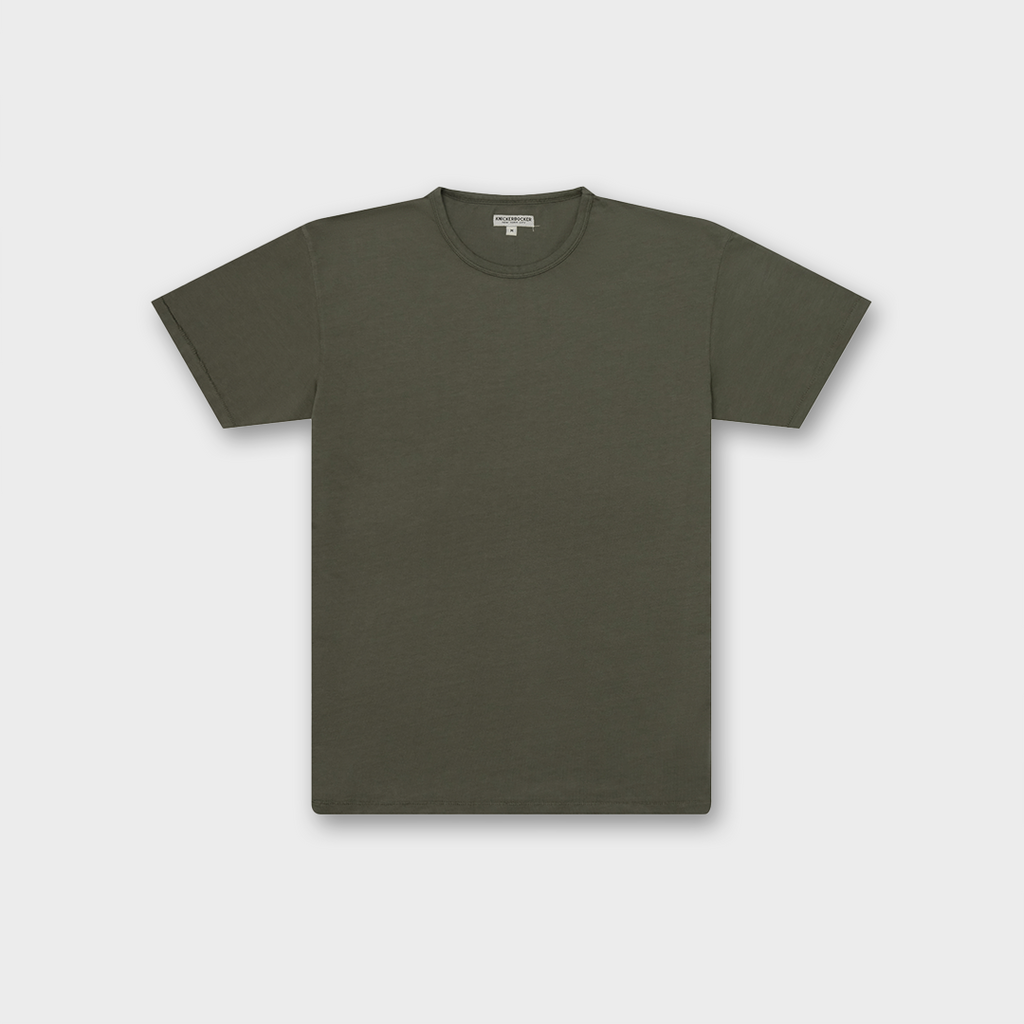 Knickerbocker New York The T-Shirt - Olive
