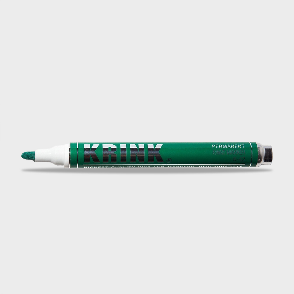 Krink Ink New York K-42 Paint Marker - Green