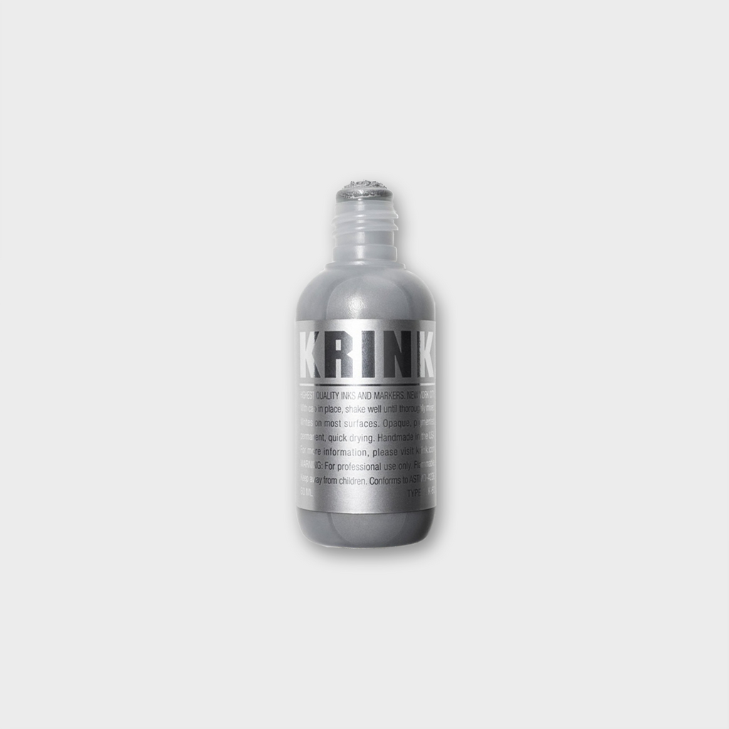 Krink Ink New York K-60 Paint Marker - Silver