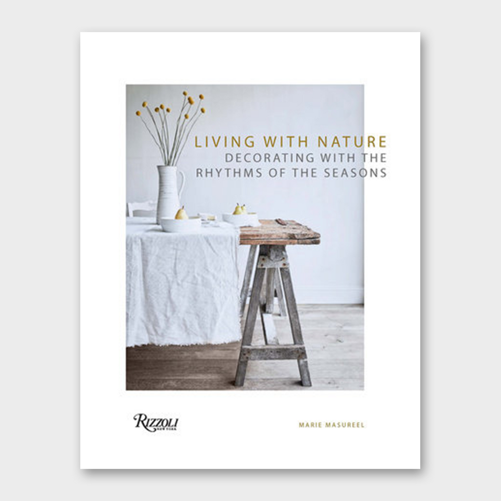 Living with Nature Decorating Book