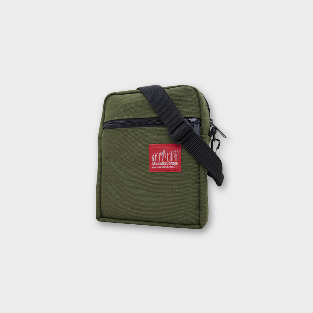 Manhattan Portage City Lights Bag (Sm) - Olive
