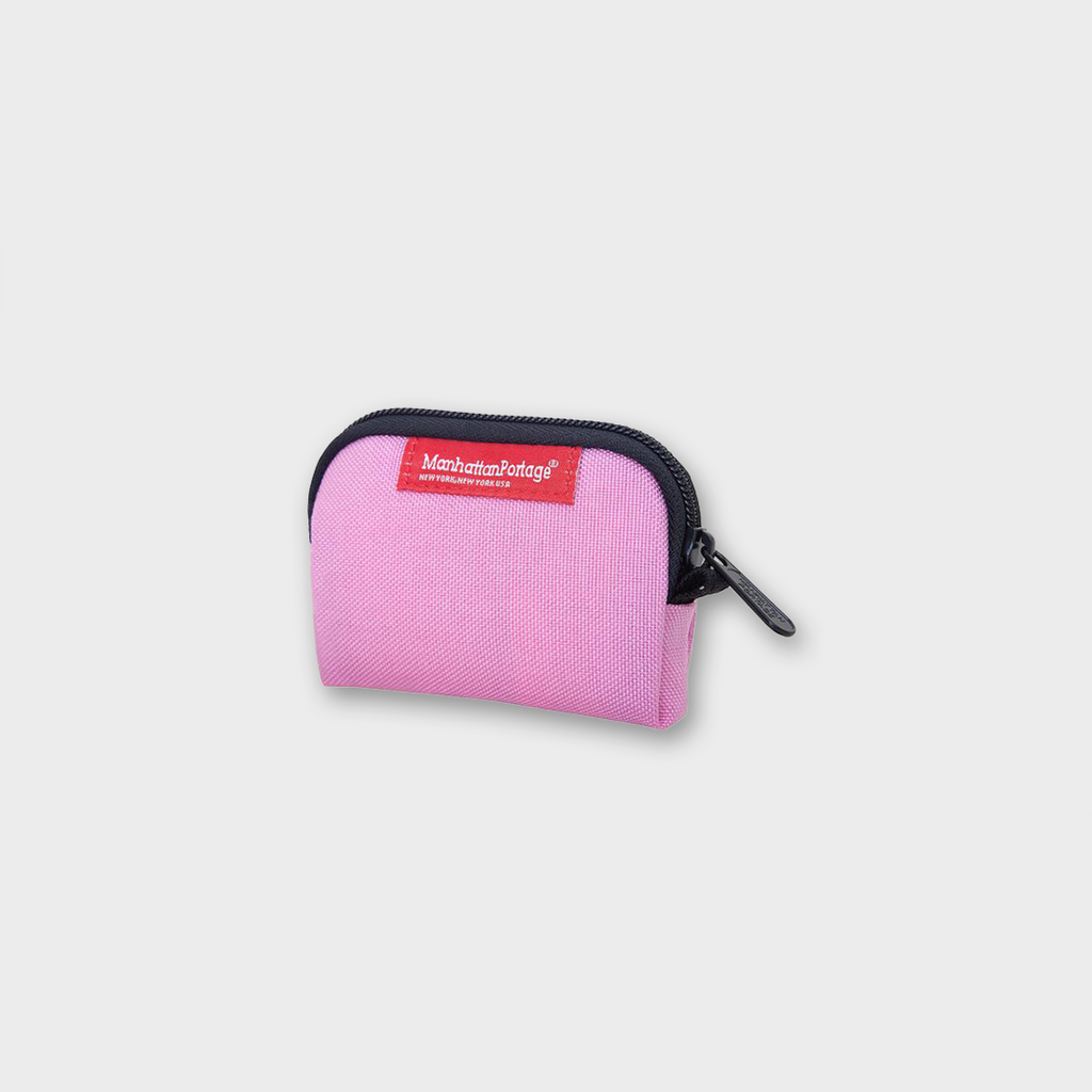 Manhattan Portage Coin Purse Wallet - Pink