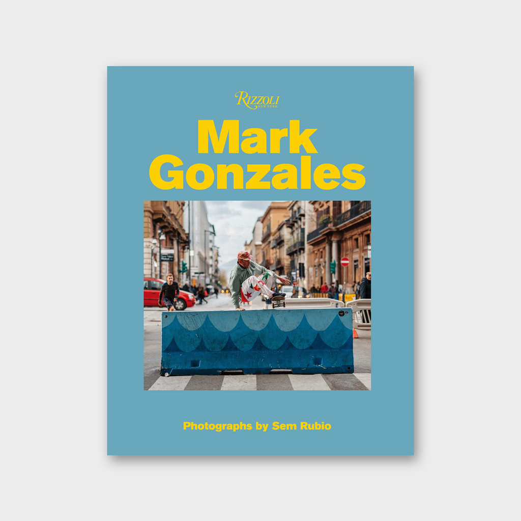 Mark Gonzales - Adventures In Street Skating Book
