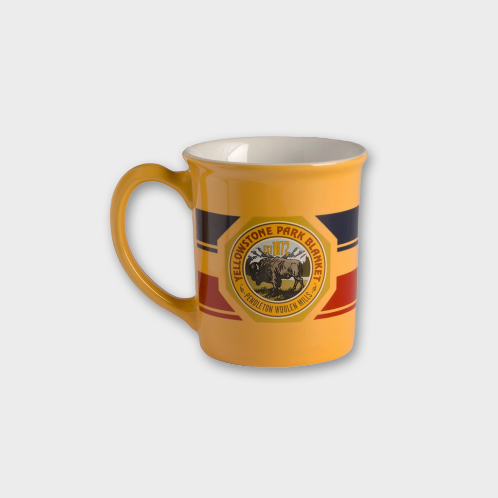 Pendleton - National Park Coffee Mug - Yellowstone