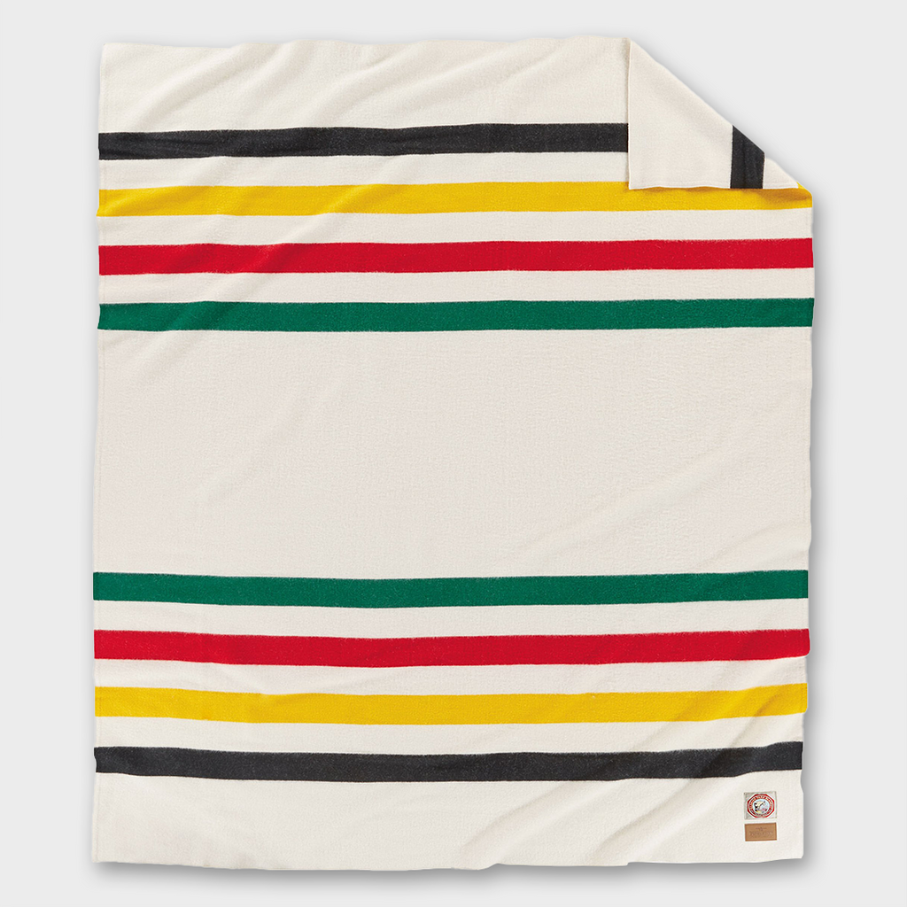 Pendleton National Park Wool Blanket - Glacier