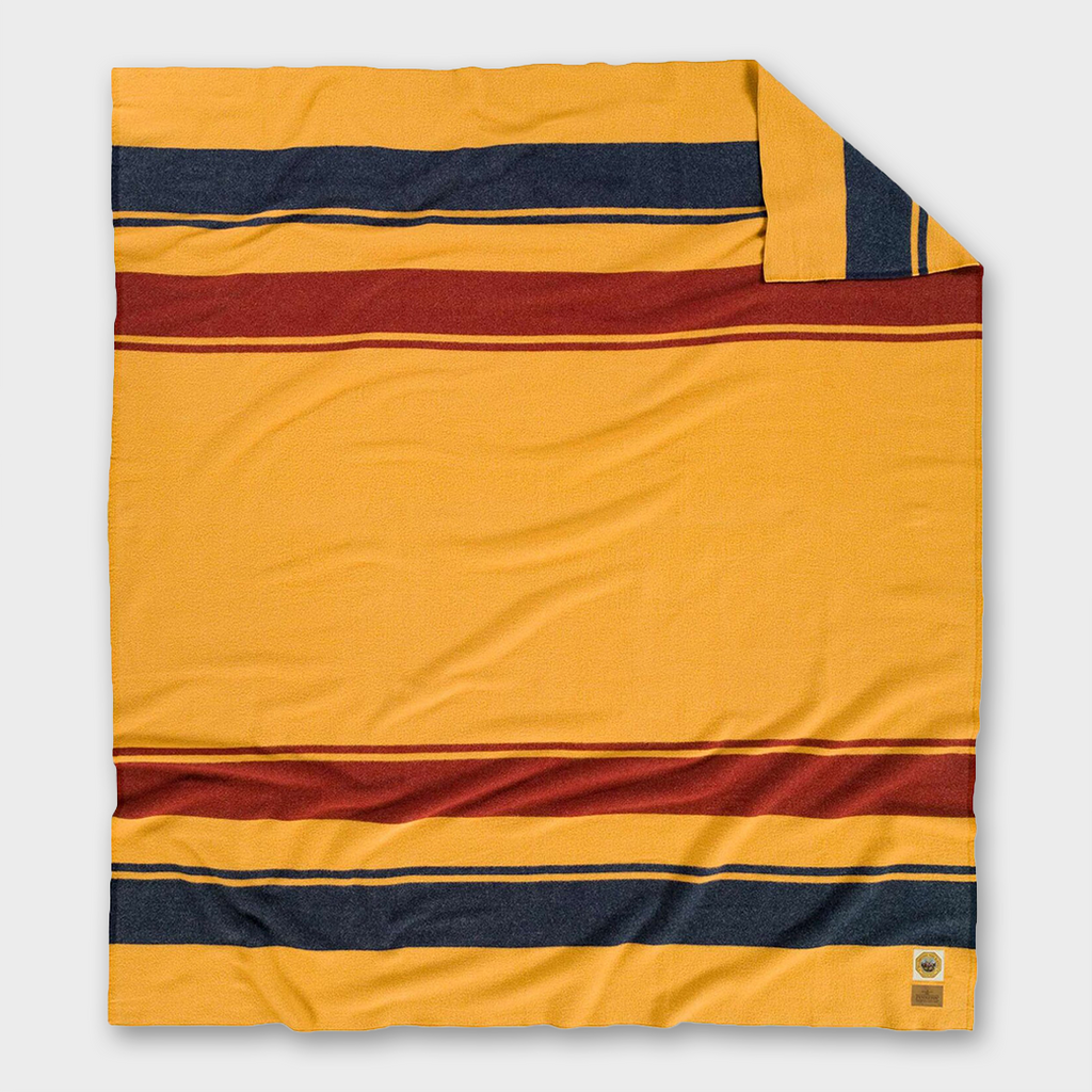 Pendleton National Park Wool Blanket - Yellowstone