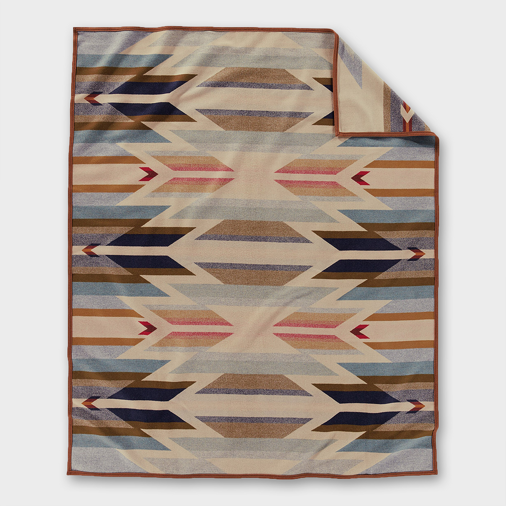 Pendleton Wool Robe Blanket - Wyeth Trail