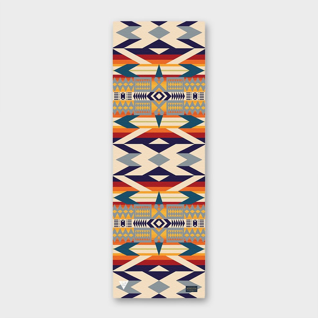 Pendleton X Yeti Yoga Mat - Fire Legend